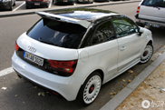 The small one from Audi: the limited A1 Quattro