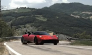 Movie: Chris Harris having fun in a Pagani Huayra