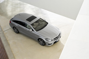 Toch nog officieel: Mercedes-Benz CLS 63 AMG Shooting Brake