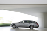 Now official: Mercedes-Benz CLS 63 AMG Shooting Brake