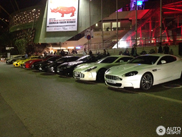 The streets of Monaco are full of supercars!