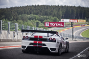Curbstone Track Event on Spa Francorchamps