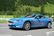 1 million likes on Facebook made Aston Martin make a special DB9