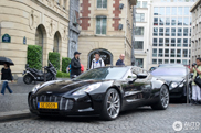 Million dollar toy of Samuel Eto'o spotted in Paris