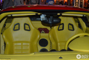 Special combination of interior and exterior on a F430