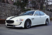 Chique: Maserati Quattroporte Fairy Design Bodykit