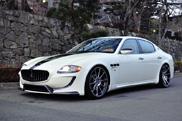 Chique: Maserati Quattroporte Fairy Design Bodykit