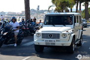 First gespot: Mercedes-Benz G 63 AMG 2007