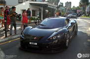 Ascari KZ1-R stands out in Marbella