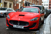 Spectacular Maserati spotted in London