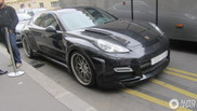 Porsche FAB Design Panamera is geen knapperd