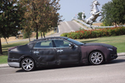 Spyshots: Maserati Quattroporte 2014