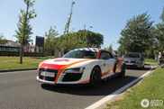 Competitor of the Modball Rally spotted in Knokke-Heist