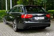 Scoop spotted: Audi RS4 Avant B8