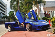 American superspot: Saleen S7 Twin Turbo