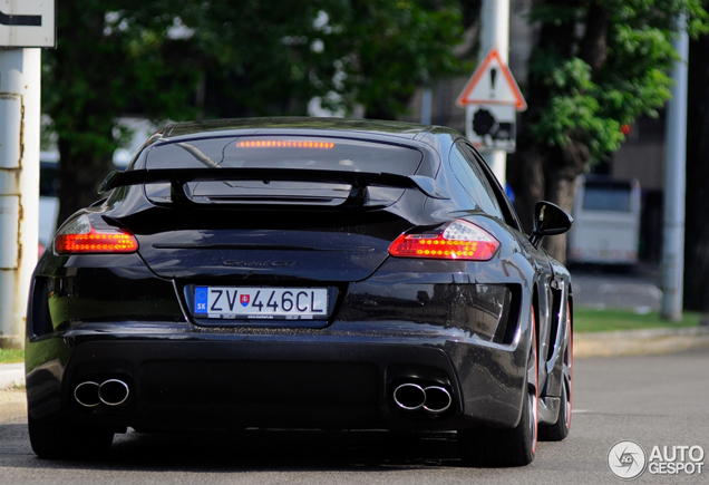 TechArt Grand GT: a brutal tuned Porsche