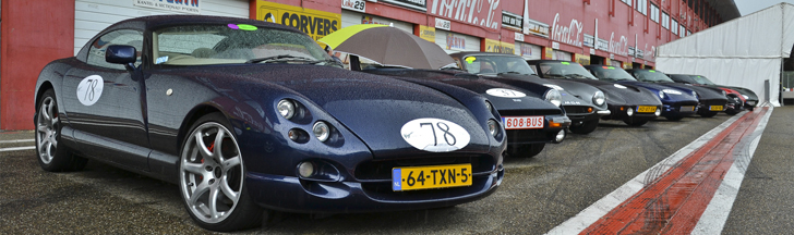Fotoverslag: TVR Continental Meeting op Circuit Zolder 2012