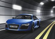 Ready to spot: Audi R8 V10 Plus