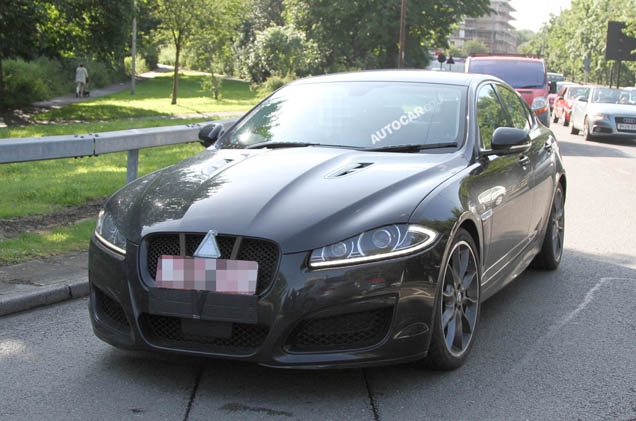 Jaguar XFR-S will come in november!