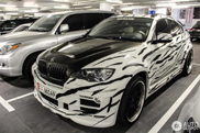 Hamann Tycoon Evo M wants to look like a Siberian tiger