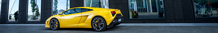 Driven: Lamborghini Gallardo LP560-4 2013
