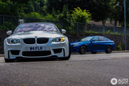 BMW M3 E93 Cabriolet with an identity crisis