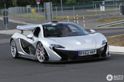 Codeword 'XP2R' on McLaren P1 isn't any more than a rebuild!