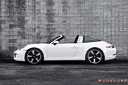 Porsche 991 Targa 4S on Fuchs wheels