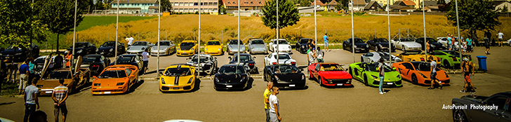Evento: Cars & Coffee Suiza
