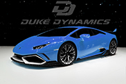 Duke Dynamics comes up with a second version of the Huracán LP610-4