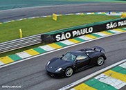 Brazil now has a third Porsche 918 Spyder