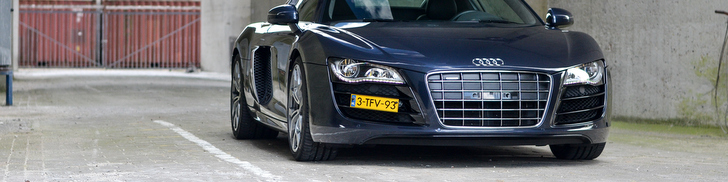 Photoshoot: Audi R8 V10 MTM