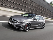 Mercedes-Benz A 45 AMG is tuned by VÄTH