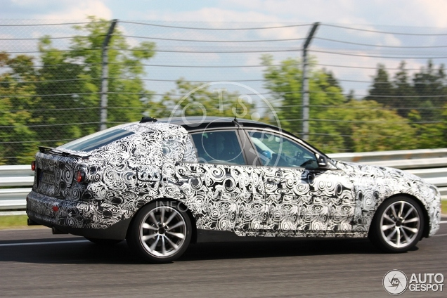 Spyspot: BMW 3-series GT