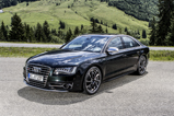 ABT makes the Audi S8 even faster