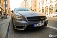 Powerful and brute: Mercedes-Benz Kicherer CLS 63 AMG C218