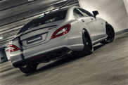 Mercedes-Benz CLS 63 AMG 'Seven-11' is a brute