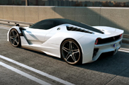 We like it this way: Ferrari F70 rendering
