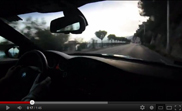 Movie: BMW M3 driver shows his skills outside Monaco