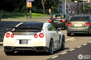 Singapore once again proves its diversity in tuned GT-R's
