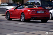 Spotted: Mercedes-Benz SL 65 AMG R231