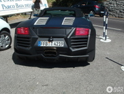 Ugly scoop spotted: Lamborghini Gallardo Spyder Imex