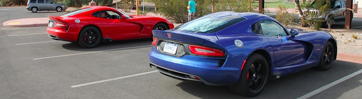 New American supercar on Autogespot: the SRT Viper GTS
