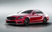 Tuner Vrsteiner shows preview of its Mercedes-Benz CLS