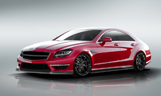 Tuner V&ouml;rsteiner shows preview of its Mercedes-Benz CLS