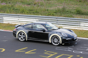 Is Porsche testing the 991 Carrera GTS here?