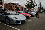 Evénement : Cars & Coffee à Perth