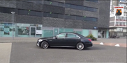 Video : une Mercedes-Benz S 65 AMG spotté à Rotterdam