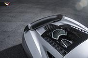 Vörsteiner geeft McLaren 12C Coupé fraaie achterspoiler