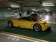 Fifteen year old Taiwanese gets a Pagani Huayra